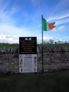 Memorial at Knockbridge